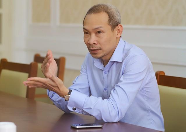 Phó Viện trưởng CIEM Phan Đức Hiếu