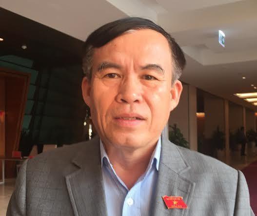 TS. Phùng Văn Hùng, Ủy viên thường trực Ủy ban Kinh tế của Quốc hội.