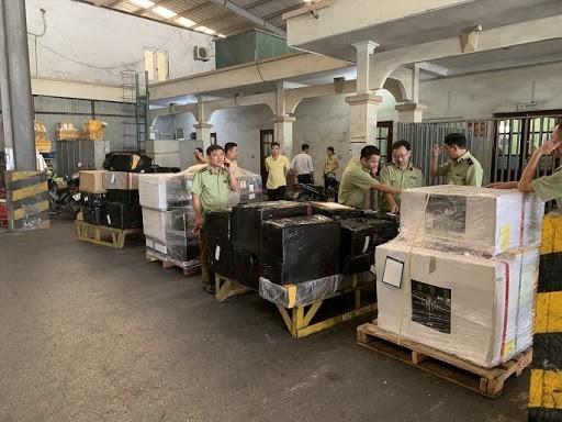 Phó Thủ tướng Thường trực Trương Hòa Bình giao Tổng cục Quản lý thị trường kiểm tra, làm rõ nguồn gốc lô hàng của Công ty cổ phần Dịch vụ hàng hóa Nội Bài