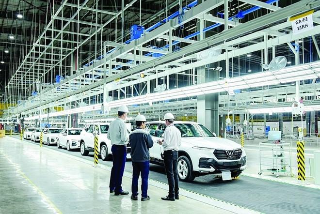Bộ Tài chính trình Chính phủ dự án Nghị định về giảm 50% lệ phí trước bạ đối với ô tô sản xuất, lắp ráp trong nước