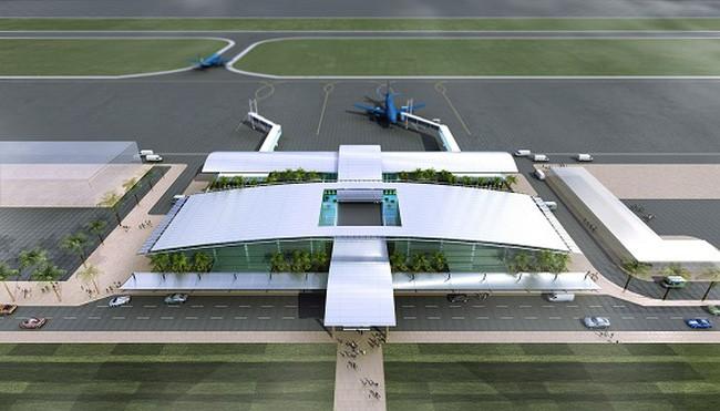 Theo Quy hoạch được Bộ GTVT phê duyệt CHK Sa Pa có cấp 4C và sân bay quân sự cấp II, công suất 3 triệu hành khách/năm, 9 vị trí đỗ tàu bay.