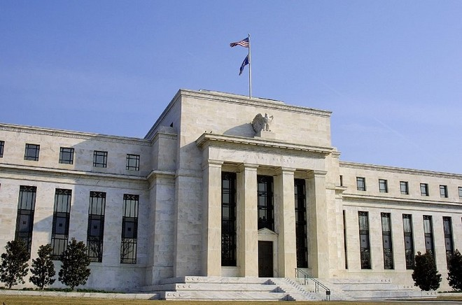 Trụ sở Fed tại Washington. Ảnh: AFP