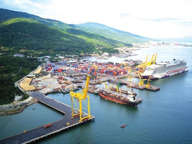 Cảng Tiên Sa đã đầu tư mở rộng giai đoạn II trước khi được phê duyệt chủ trương đầu tư.