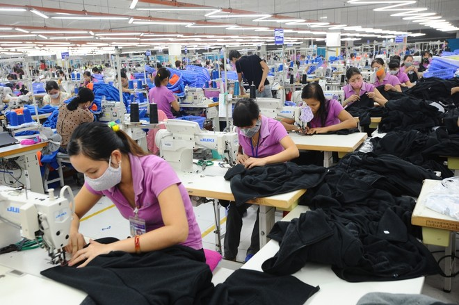 RCEP sẽ là bước đệm để doanh nghiệp Việt vượt qua được rào cản về xuất xứ khi 60% nguyên vật liệu hiện nay được nhập khẩu, phần lớn là từ Trung Quốc, Hàn Quốc…