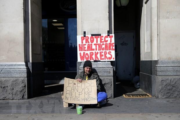 Tỷ lệ thất nghiệp tại Anh tăng lần đầu tiên kể từ tháng 3/2020 ảnh 1