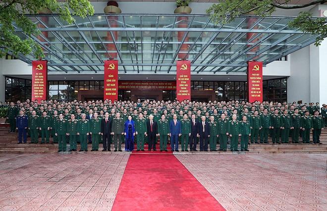 Quân đội là chỗ dựa vững chắc, tin cậy của Đảng, Nhà nước và nhân dân ảnh 1