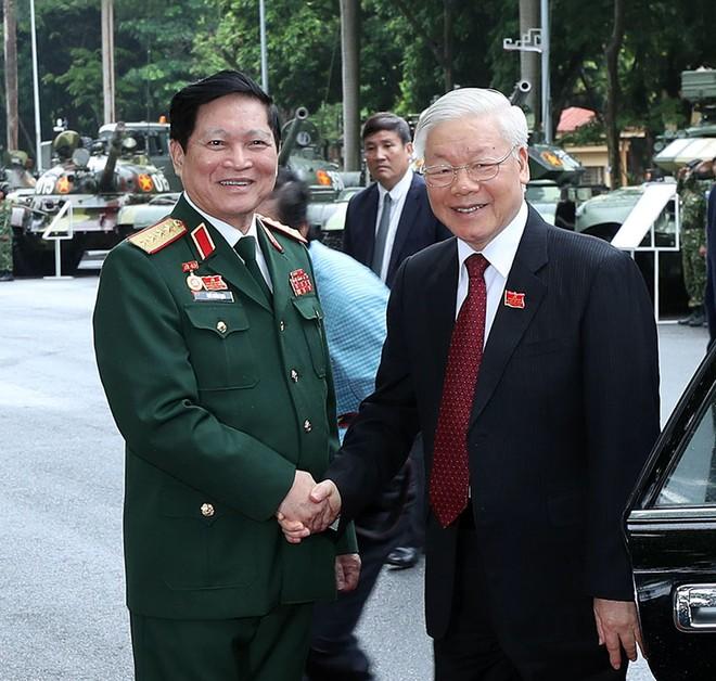 Quân đội là chỗ dựa vững chắc, tin cậy của Đảng, Nhà nước và nhân dân ảnh 3