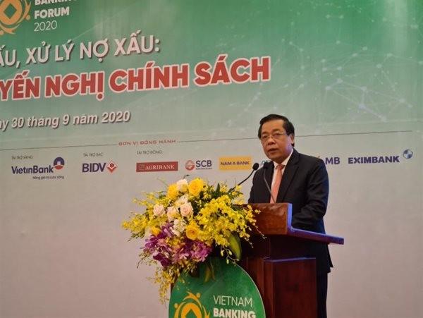 Phó Thống đốc NHNN Nguyễn Kim Anh