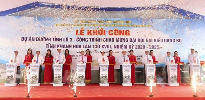 Đầu tư tuần qua: Hà Nội, Đà Nẵng, Hậu Giang, Khánh Hòa khởi công hàng loạt dự án ngàn tỷ ảnh 16
