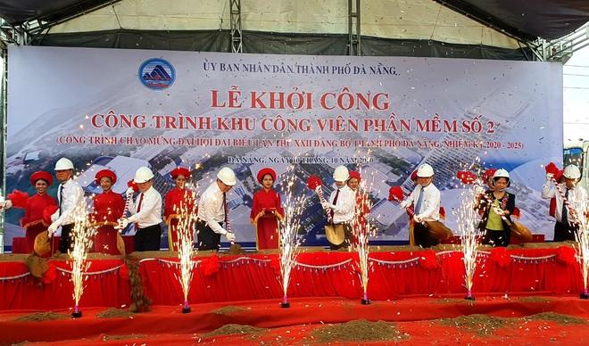 Đầu tư tuần qua: Hà Nội, Đà Nẵng, Hậu Giang, Khánh Hòa khởi công hàng loạt dự án ngàn tỷ ảnh 2