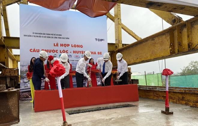 Đầu tư tuần qua: Khánh thành bệnh viện 5.800 tỷ đồng, khởi công cây cầu 2.265 tỷ đồng, hủy thầu một dự án PPP ảnh 14