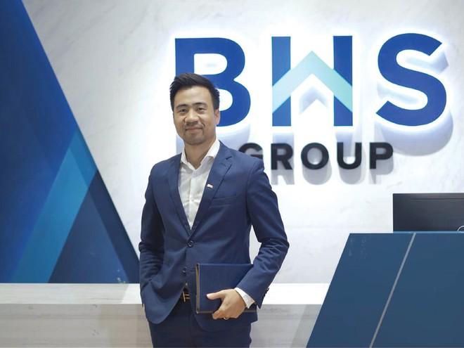 Doanh nhân Lê Xuân Nga, Tổng giám đốc BHS Group