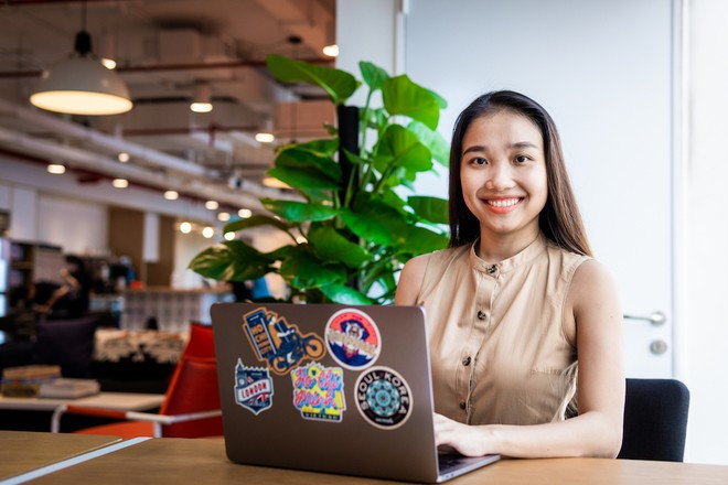 Nữ doanh nhân đồng sáng lập Fonos.vn: Khởi nghiệp giúp tìm ra phiên bản tốt nhất của chính mình ảnh 2