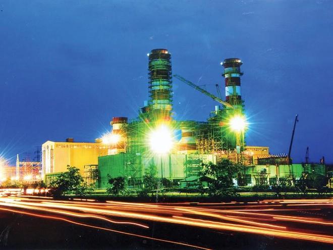 Các dự án điện LNG được bổ sung vào quy hoạch điện đa phần đều ở miền Trung và miền Nam. Trong ảnh: Điện khí Cà Mau.