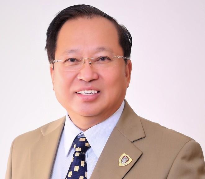 Giáo sư Hà Tôn Vinh (Ảnh: NVCC).