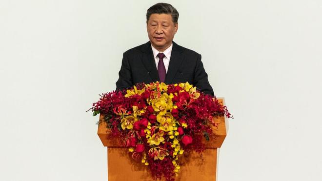 Chủ tịch Tập Cận Bình. Nguồn: Internet