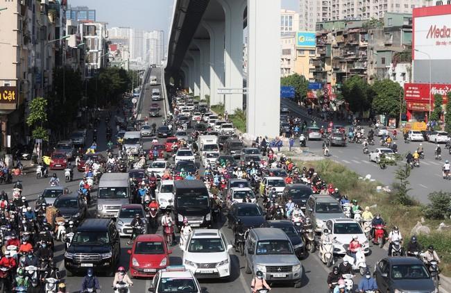 Tách Luật Giao thông đường bộ: Lo ngại phát sinh nhân sự, bộ máy mới