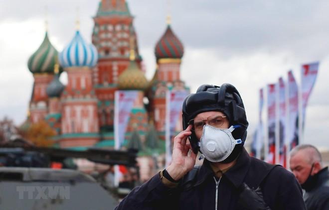 Đại dịch COVID-19 tác động mạnh tới nền kinh tế Nga. (Ảnh: Trần Hiếu/TTXVN)