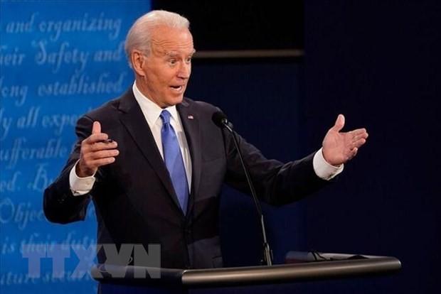 Ông Joe Biden. (Nguồn: IRNA/TTXVN)