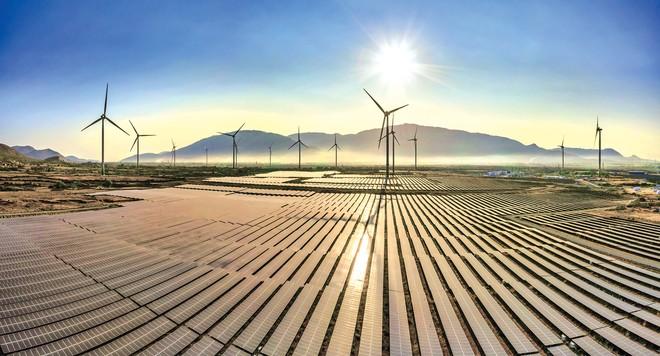 Nguồn nguyên liệu cho điện gió tại Việt Nam là khá lớn, nhưng đi kèm với rủi ro là thiên tai