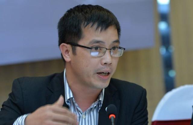 Ông Đậu Anh Tuấn, Trưởng ban Pháp chế Phòng Thương mại và Công nghiệp Việt Nam (VCCI).