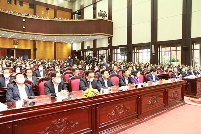 Hội nghị toàn quốc tổng kết công tác phòng chống tham nhũng giai đoạn 2013-2020 đã diễn ra sáng12/12/2020 tại Hà Nội.