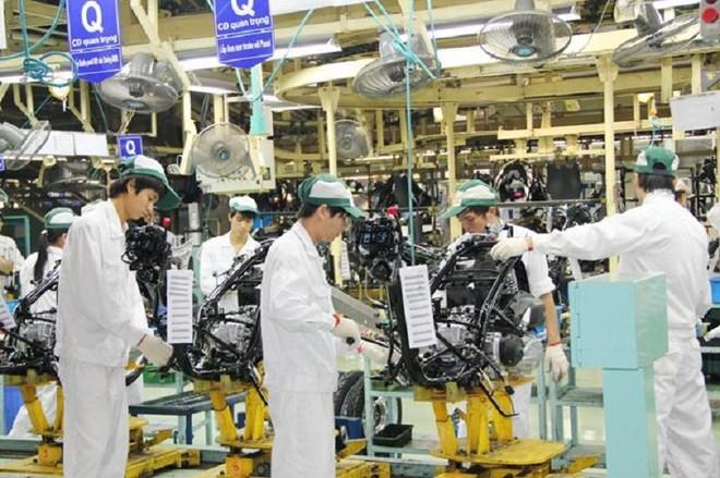 Công nghiệp chế biến, chế tạo - động lực dẫn dắt nền kinh tế đang phục hồi mạnh mẽ