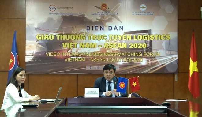 Khoảng 75% doanh nghiệp logistics Việt Nam đang cung cấp dịch vụ cho hàng xuất khẩu của Việt Nam sang thị trường ASEAN.