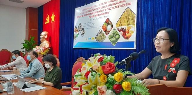 Khu vực Đồng bằng sông Cửu Long: Xúc tiến thương mại trực tuyến hiệu quả