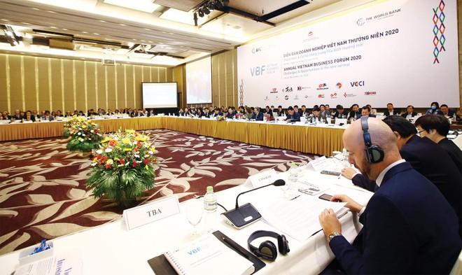 Theo BWG, chuyển đổi số tại Việt Nam chưa thực sự quyết liệt do còn e ngại rủi ro pháp lý. Ảnh: Dũng Minh