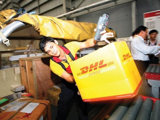 DHL là một trong số hàng chục doanh nghiệp logistics xuyên quốc gia lớn đang hoạt động tại Việt Nam. Ảnh: Lê Toàn