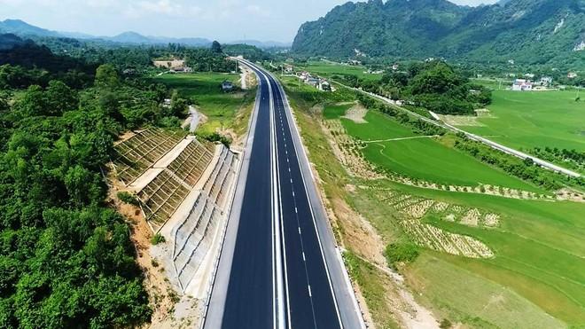 Dự án đường cao tốc Bắc - Nam phía Đông từ Lạng Sơn t