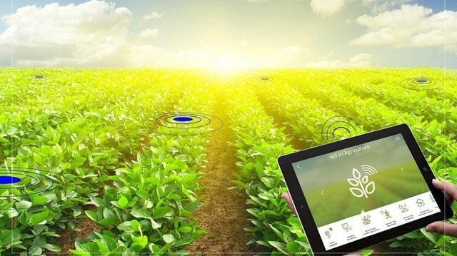 Nông nghiệp là một trong 8 ngành ưu tiên chuyển đổi số.