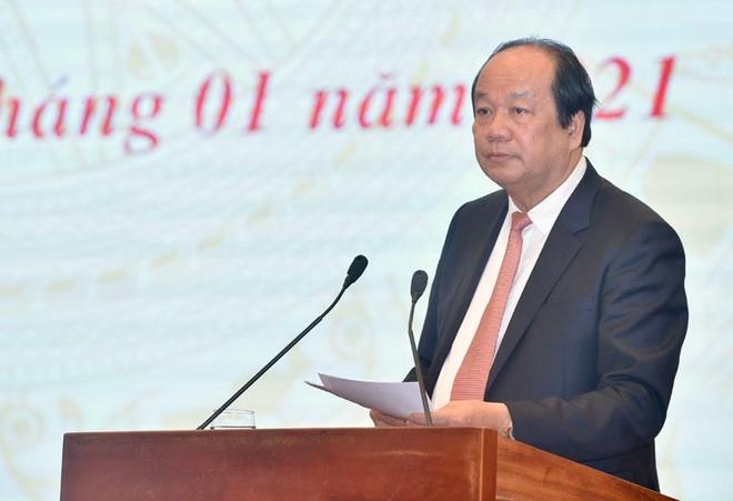 Chính phủ ban hành Nghị quyết 01 và 02 năm 2021 với phương châm hành động 12 chữ ảnh 1