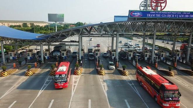 Công ty cổ phần BOT Pháp Vân - Cầu Giẽ muốn mở rộng quy mô tuyến này lên 8 đến 10 làn xe theo hình thức BOT..