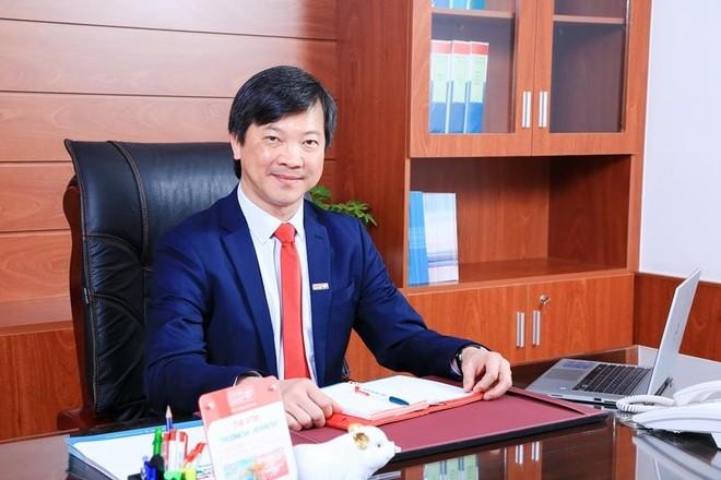 Ông Mai Hữu Tín, Chủ tịch HĐQT Tập đoàn Kỹ nghệ Gỗ Trường Thành