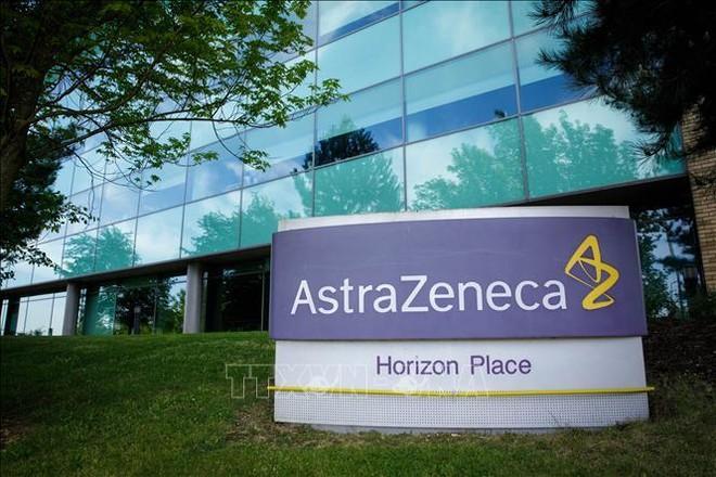 Tòa nhà của hãng dược phẩm AstraZeneca ở Luton, Anh