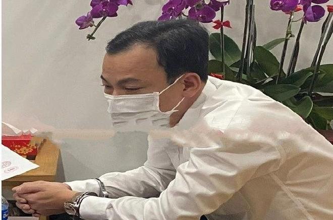 Đối tượng Lê Thanh Trung
