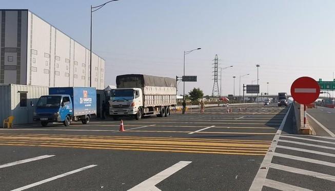 Doanh nghiệp logistics xin giảm phí cầu đường