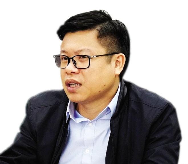 Ông Nguyễn Quốc Toản, Cục trưởng Cục Chế biến và Phát triển thị trường nông sản