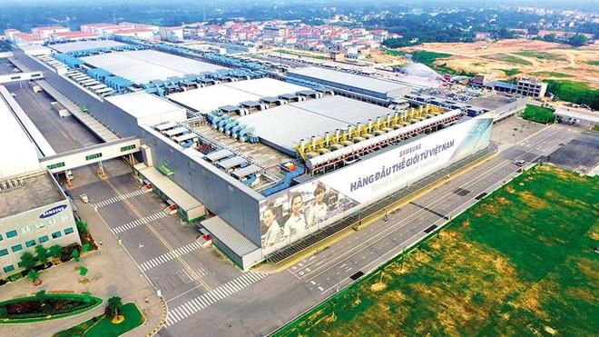 Nhà máy Samsung Electronics Việt Nam tại Bắc Ninh
