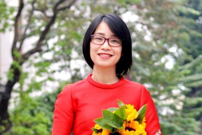 Bà Nguyễn Thị Huyền, Giám đốc Điều hành Vietrantour.