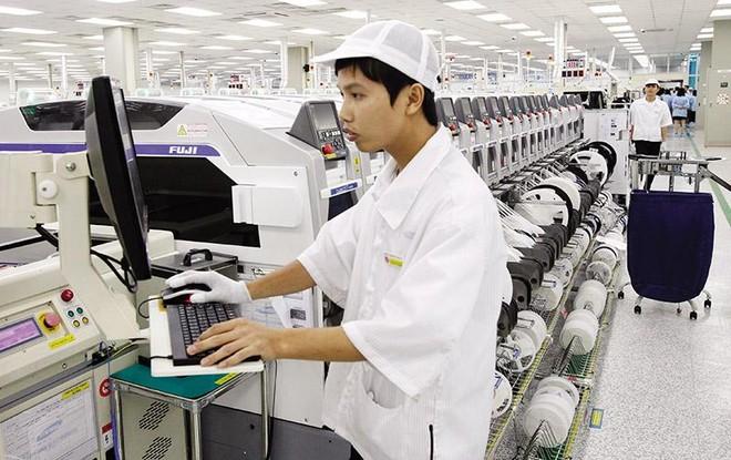 Nhà máy của Samsung Việt Nam tại Bắc Ninh. Ảnh: Đức Thanh