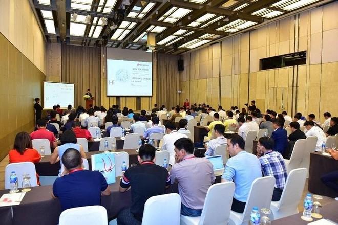 Huawei sẽ xây dựng hệ sinh thái đối tác mạnh mẽ tại Việt Nam ảnh 1