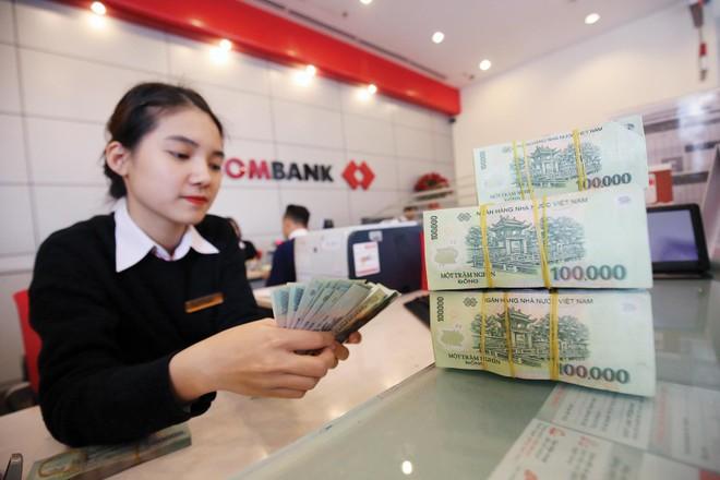 Tỷ lệ CASA cuối năm 2020 của Techcombank là 46,1%, MB 37%, MSB 29%, ACB 21,5%, TPBank 19,4%... Ảnh: Dũng Minh