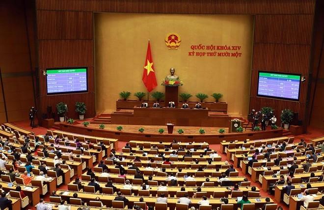 Kỳ họp thứ 11 là kỳ họp cuối cùng của Quốc hội khóa XIV, chứ không có nghĩa là kết thúc nhiệm kỳ Quốc hội khóa XIV