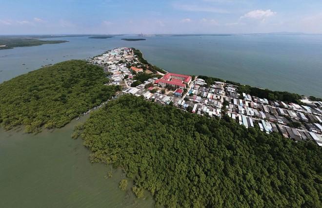Đánh thức đô thị biển Cần Giờ
