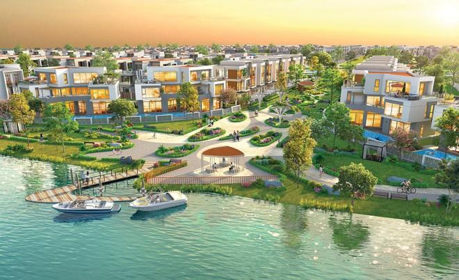 Bất động sản đô thị đảo: Điểm sáng 2021 ảnh 1