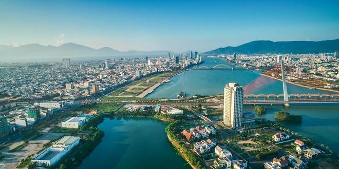 Thành phố Đà Nẵng đang bước vào chặng đường phát triển mới.