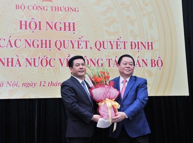 Tân Bộ trưởng Bộ Công Thương Nguyễn Hồng Diên: Cá thể hóa trách nhiệm của người được phân cấp, phân quyền ảnh 1